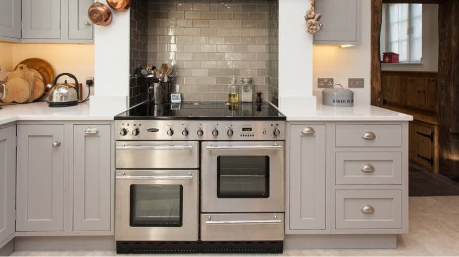 New Rangemaster Cooker
