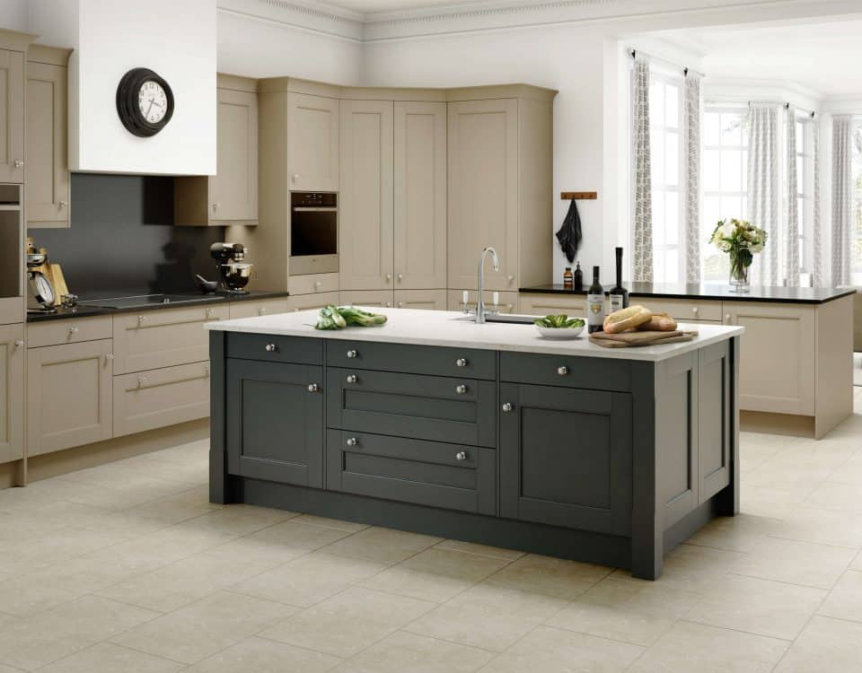 sheraton fitted kitchen