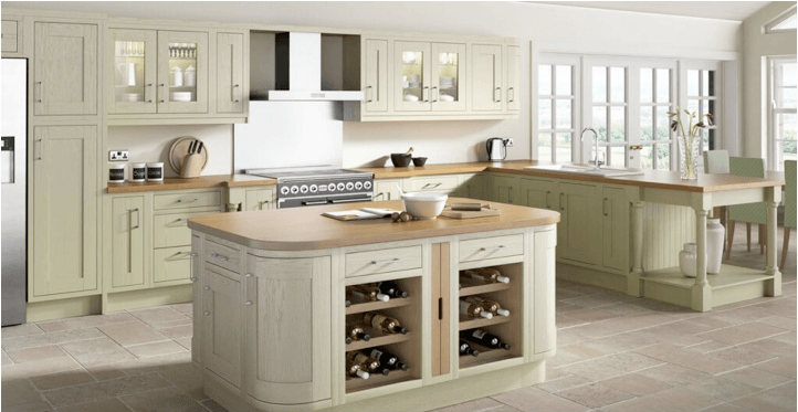 What Are The Standard Sizes Of Kitchen Cabinets Appliances