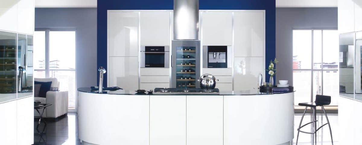 Lucente Ivory Kitchen