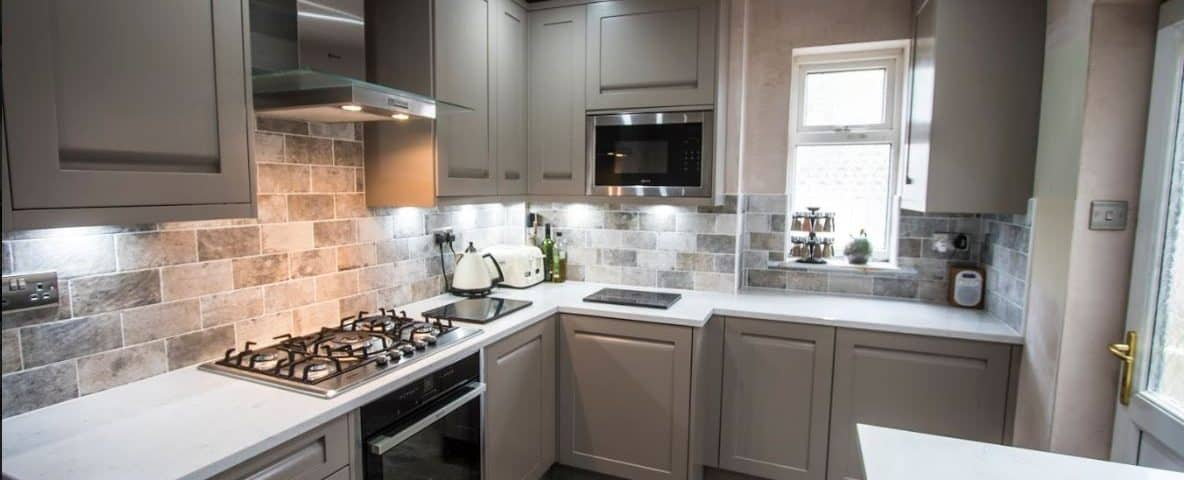 A trade kitchen for Bolton Tradespeople